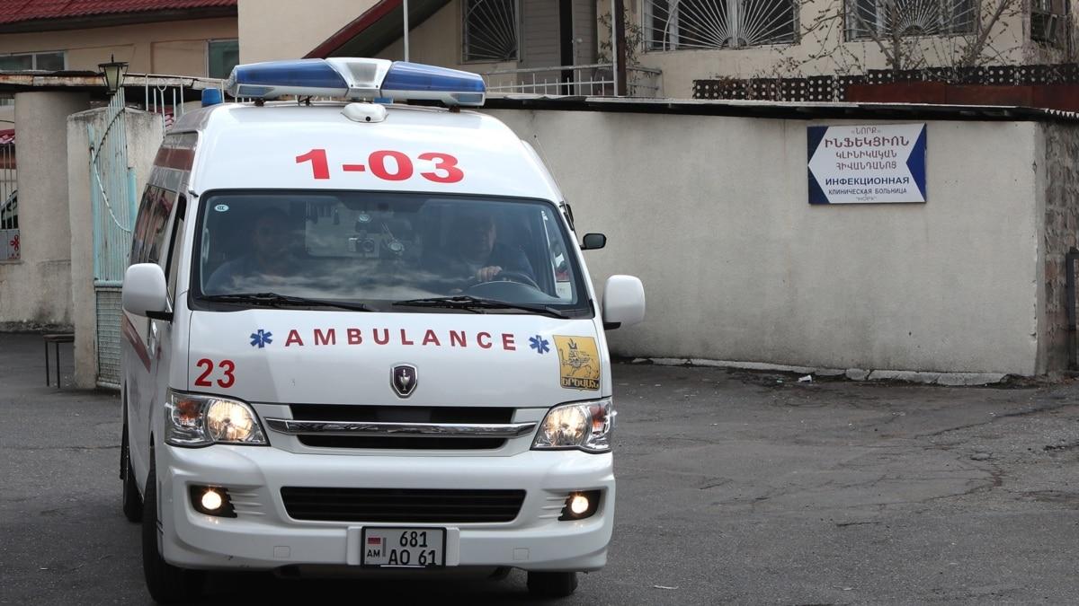 COVID-19: За сутки в Армении выявлено 374 новых случая инфицирования, 3 пациента скончались