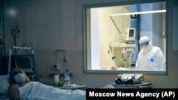 Такие условия, как в московском институте им. Склифосовского, в Петербурге есть далеко не везде