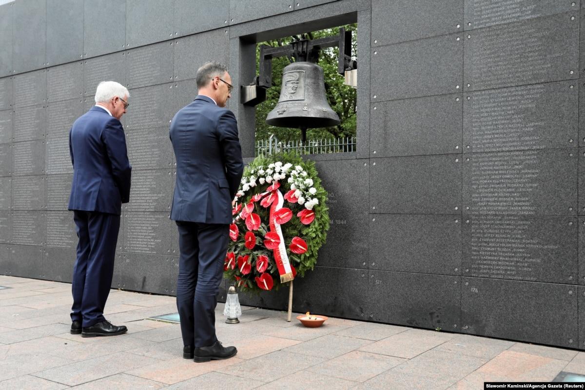 75-летие Варшавского восстания. Советская армия не помогла