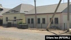 Восстановленные после взрывов дома в Арыси.