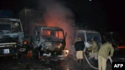 Sulmi në Quettam 11 janar, 2013