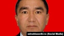 Бакыт Байжигитов.