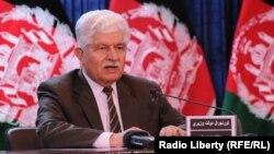 دولت وزیری جنرال متقاعد و سخنگوی سابق وزارت دفاع افغانستان