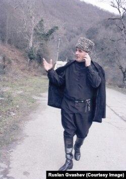 Руслан Гвашев