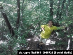 Редван Сулейманов, архивное фото