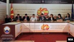 Komisioni Shtetëror i Zgjedhjeve në Maqedoni, fotografi nga arkivi