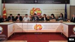 Komisioni Shtetëror i Zgjedhjeve në Maqedoni