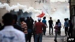 درگیریهای روز پنجشنبه در منامه