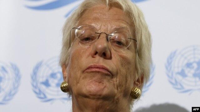 Karla Del Ponte