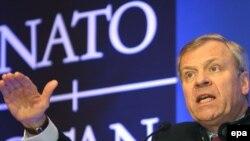 NATO Secretary-General Jaap de Hoop Scheffer