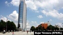 Ndërtesa e Qeverisë së Kosovës. Fotografi ilustruese.