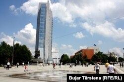 Vlasti Kosova nemaju informacija o sadržaju Nacrta statuta (Foto: zgrada Vlade Kosova)