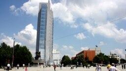 Ndërtesa e Qeverisë së Kosovës. Foto nga arkivi.