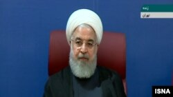 Iranian President Hassan Rouhani told economists at a meeting broadcast live on state television on Monday, that Iran will sell its oil and break sanctions reimposed by the United States on its vital energy and banking sectors.