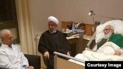 برلین میگوید محمود هاشمی شاهرودی به دلیل «بیماری جدی» به دنبال درمان در این کشور بودهاست