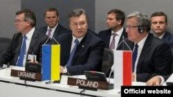 Робочий візит президента України Віктора Януковича до США
