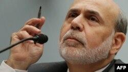 Председатель Федеральной резервной системы США Бен Бернанке