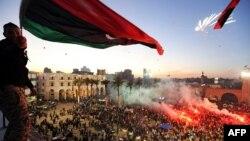 Понад місяць тому, 17 лютого 2013 року, у столиці Лівії Тріполі святували другоу річницю повстання, яке врешті скинуло режим Каддафі