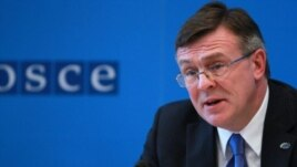 Ministrul ucrainean de externe Leonid Kojara