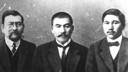"""""""Алаш маршы"""". Орындаған - Жоламан Құжиманов."""