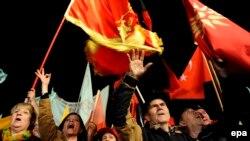 Tubim elektoral në Maqedoni