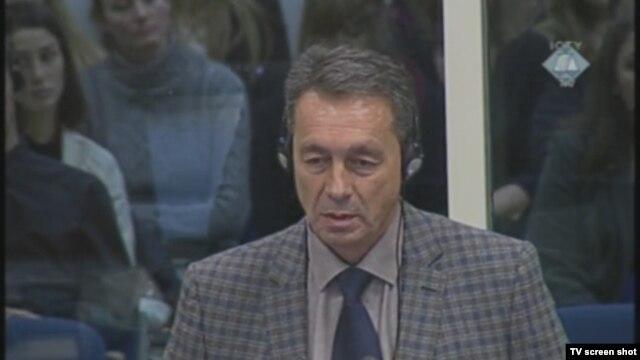 Nedžib Đozo u sudnici, 22. studenoga 2012.