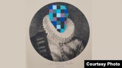 """ლადო ფოჩხუას ნამუშევარი სერიიდან - """"წიგნი ახალი არისტოკრატიისათვის"""""""