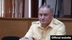 Новий головнокомандувач Чорноморського флоту Росії Володимир Корольов