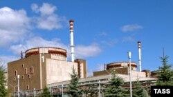 Балаковская АЭС, Саратовская область