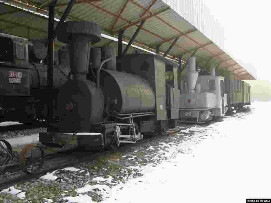 Lokomotive Milan i Dvoglava aždaja