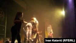 """Mjuziklom """"Streetlight"""", mladi iz Sarajeva poslali poruku mira"""