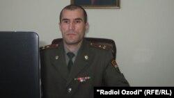 Икром Зоиров