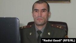 Икром Зоиров -- додситони гарнизони ҳарбии шаҳри Кӯлоб