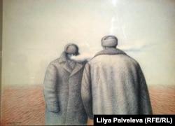 "Гариф Басыров. ""Мороз в пустыне"""