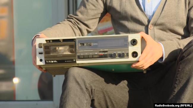Раніше «Маяк» випускав магнітофони