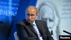 Ռուսաստանի նախագահ Վլադիմիր Պուտին, արխիվ