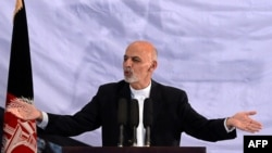 "'We will not follow the exclusion policy. Those who were our rivals yesterday are our colleagues today,"" Ghani said."