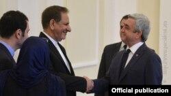 Լուսանկարը՝ Հայաստանի նախագահականի լրատվականի