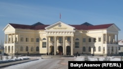 Здание Генеральной прокуратуры.