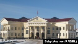 Здание Генеральной прокуратуры Кыргызстана.