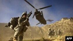 آرشیف، عملیات نیروهای امریکایی در افغانستان