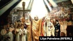 Виктор Васнецов. Крещение Руси. 1885-1896