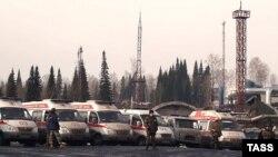 В момент аварии в шахте проходила наладка специального оборудования как раз по выявлению и упреждению выделения метана