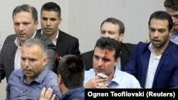 Коалициянын сабалган жетекчиси Зоран Заев