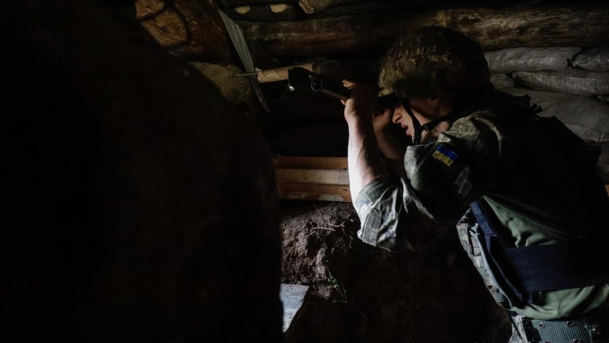 На Донбассе пострадали 6 украинских военных €? штаб ООС