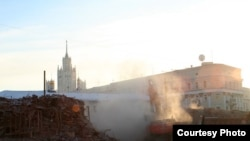 Москва подвергается разрушительным атакам строителей и девелоперов