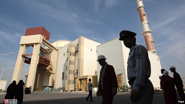 Iran's Bushehr nuclear power plant lies on an active fault line.