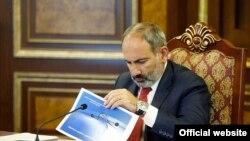 Премьер-министр Армении Никол Пашинян, Ереван, 3 июля 2019 г.