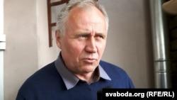 Мікалай Статкевіч у Горадні