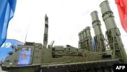 """Российская система ПВО """"Антей-2500"""", предназначенная для борьбы с баллистическими ракетами малой и средней дальности"""
